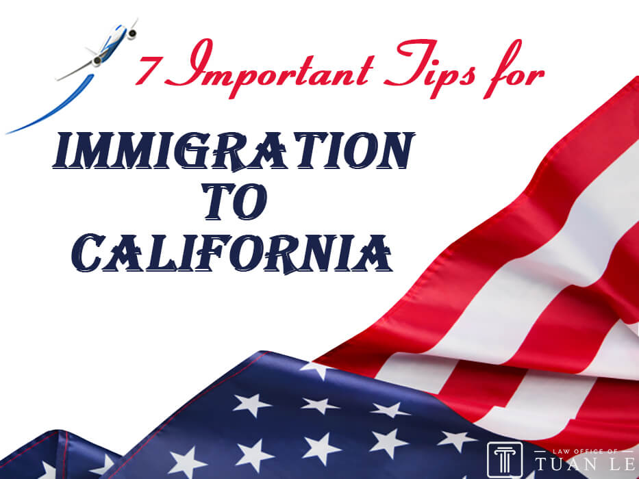 Immigration to California